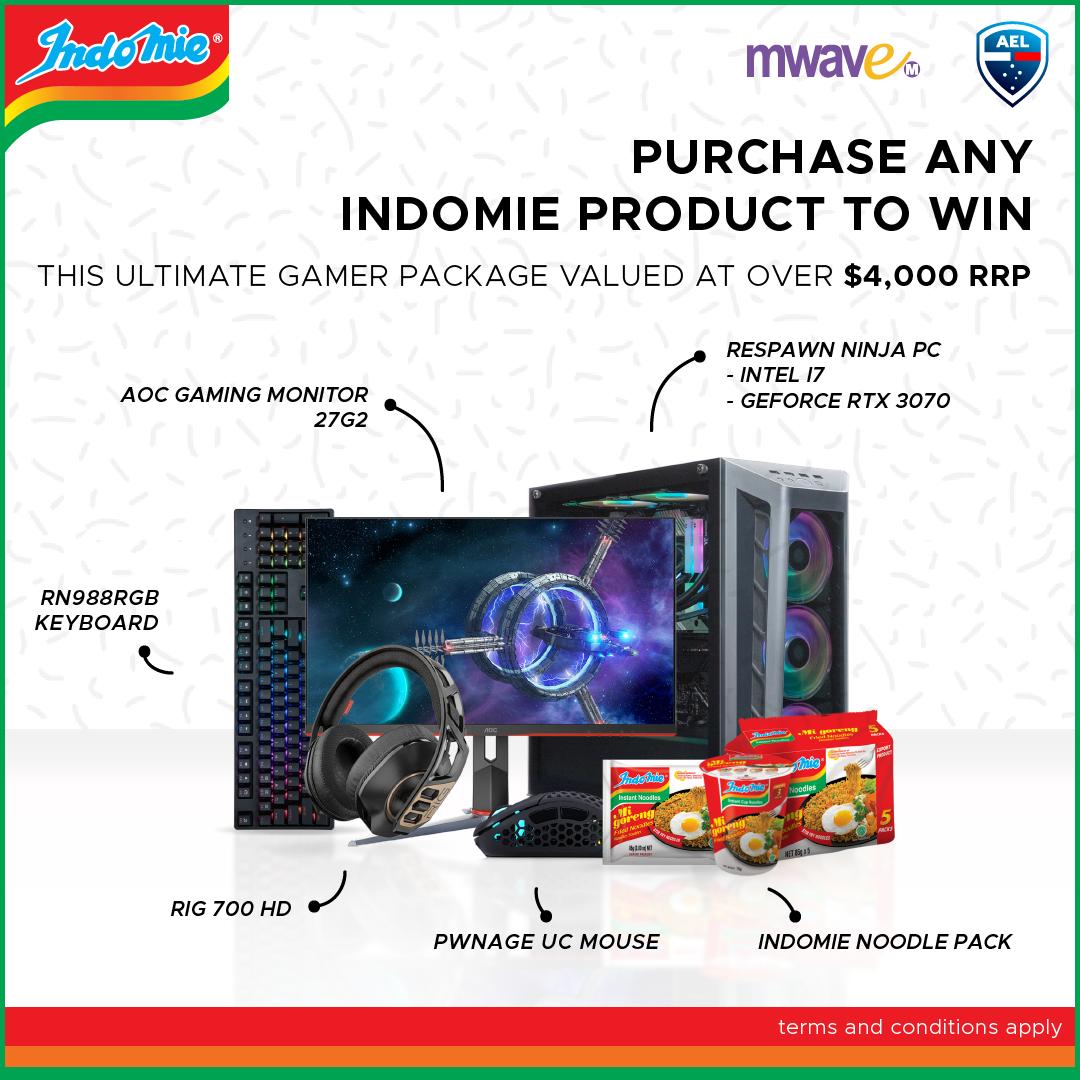 Indomie Giveaway 1-1